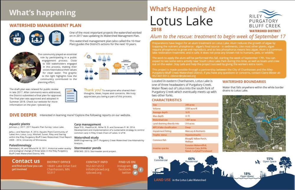 Lotus Fact Sheet 1